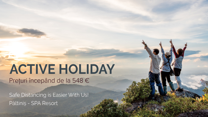 Active holiday